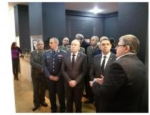 """Cooperation between Media Center 'Defence' (Ministry of Defence, Republic of Serbia) and Museum of Genocide Victims, 7th of May 2019"""