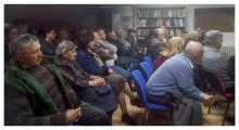 """Presentation of new publication: National Library in Ocečina, 14th March of 2019"""
