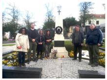 """Study visit to the Memorials of Concentration camps Dachau and Mauthausen: 19-23 of May 2019"""